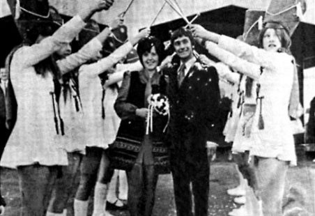 Hadleigh Boys Band Wedding