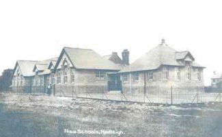 Hadleigh: A step back in time:   first pace.