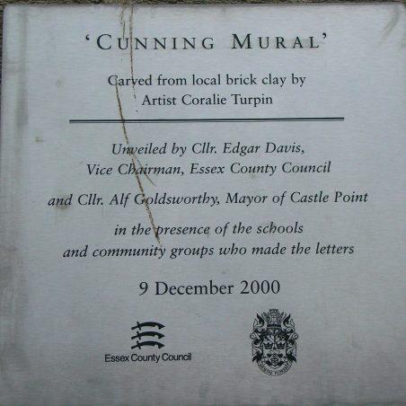 Cunning Mural | Hadleigh Library