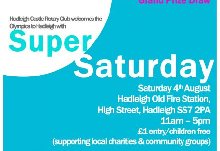 Super Saturday at HOFS