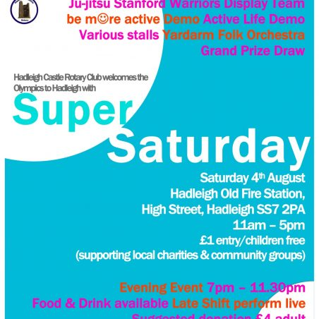 Poster for Super Saturday