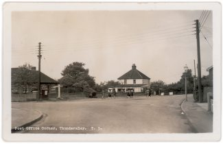 Thundersley Post Office & Clinic | H. & T.C. Archive