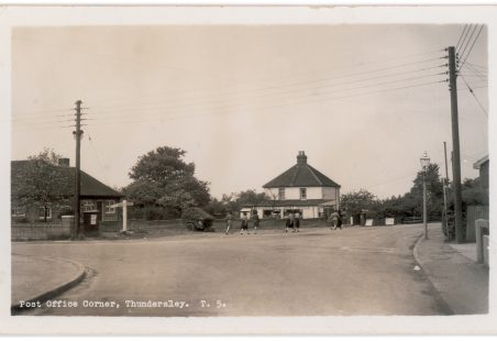 Thundersley Shops 1937 - 1946