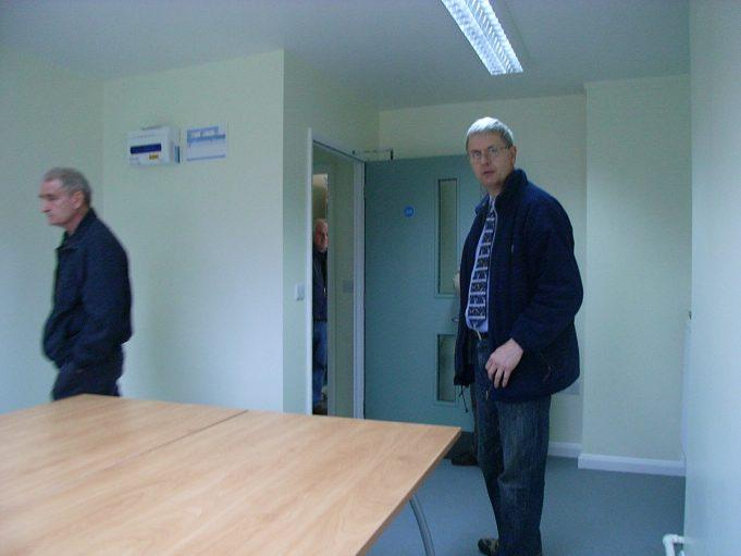 Conference Room | D Turner