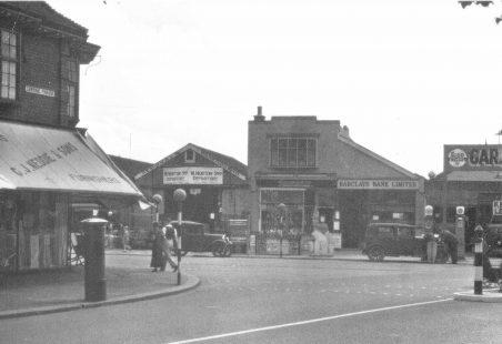 Rectory Road c.1928