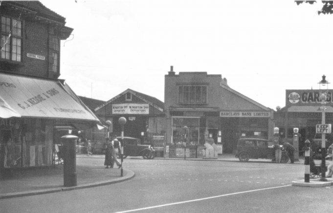 Rectory Road, c.1928