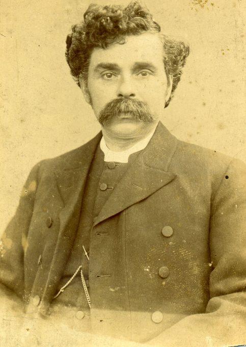 Rev.Henry Davis Bull. | Ian Hawks