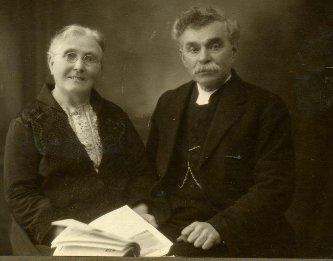 Rev.& Mrs Bull | Ian