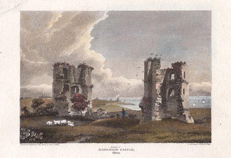 Rebecca's Hadleigh Castle Engraving