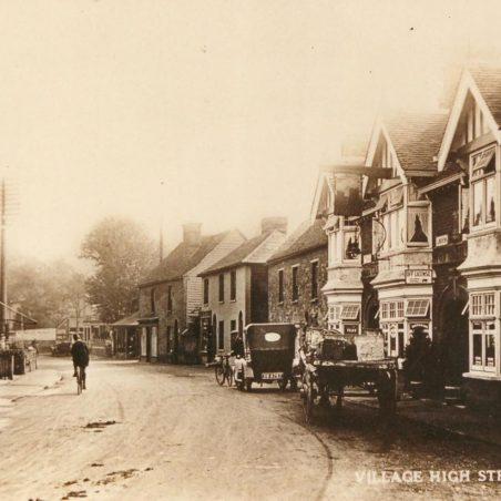 Miscellaneous photographs of Hadleigh