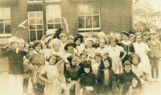 Hadleigh School 1936 | David Guy