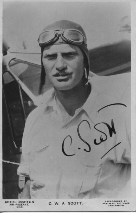 Our Pilot | Ian Hawks