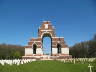 The Thiepval Memorial to the Somme | Graham Cook