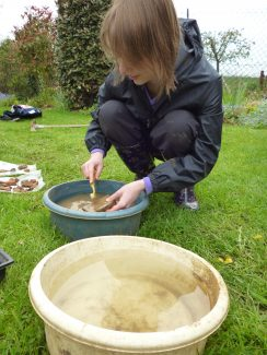 All pottery will be washed | Cambridge Archaeology