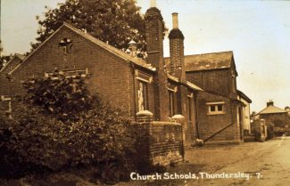 The Old School, Thundersley | H.& T. C. Archive