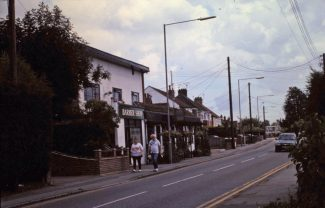 Hart Road shops c2003 | H.& T. C. Archive