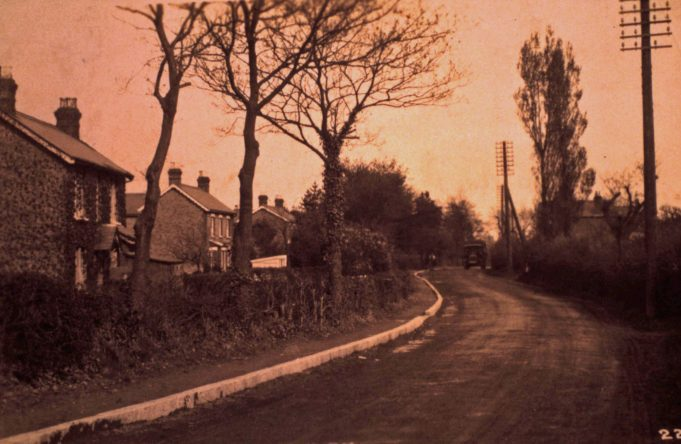 Kiln Road, Thundersley 1920 | Archive collection