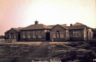 Thundersley Schools 1939 | H.& T. C. Archive