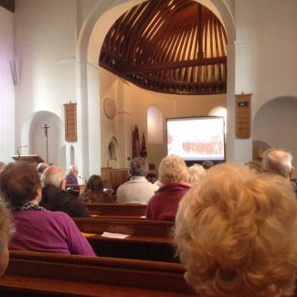 Salvation Army Hadleigh Heritage Talk at St James The Less