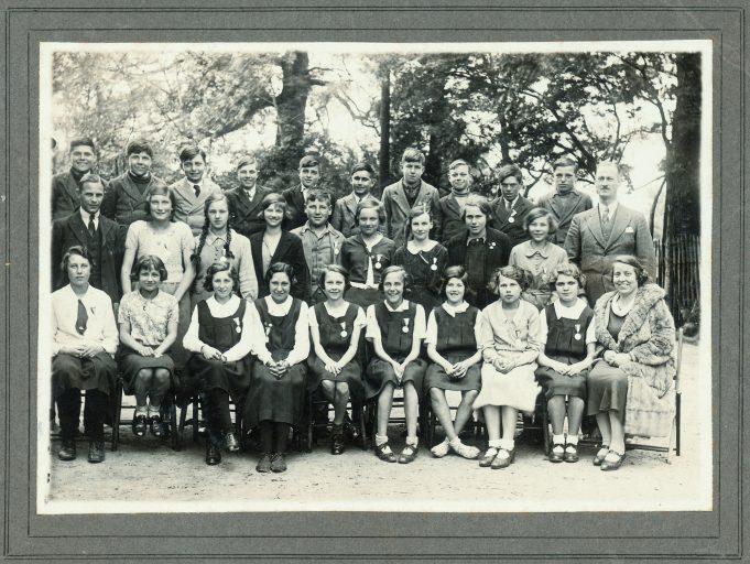 Thundersley Schoolchildren | Glyn Ridge Collection