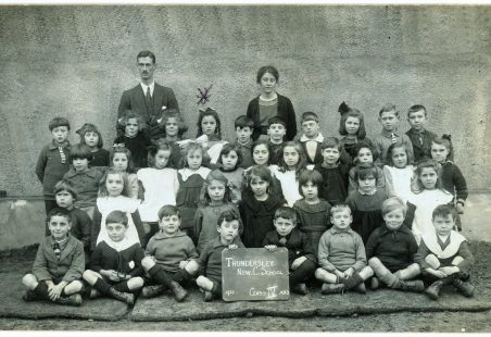 Thundersley School Children 1921