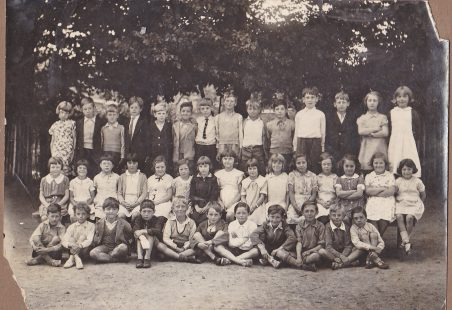 Thundersley School Children, circa 1938