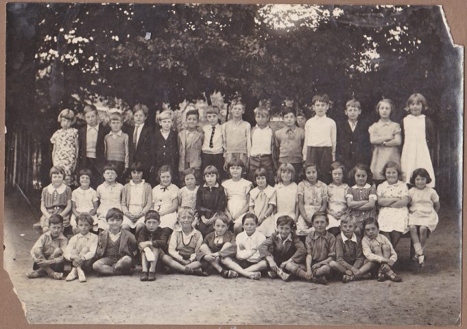 Thundersley School Children c1938 | From the Marjorie Iredale Collection