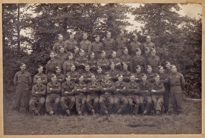 The Thundersley Home Guard | From the Marjorie Iredale Collection