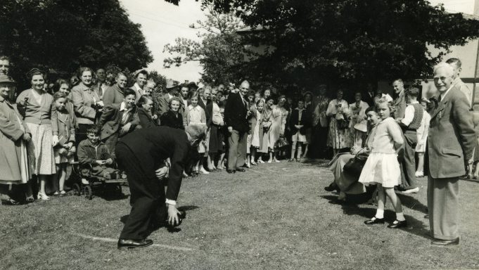 Fun on the green, but when and who? | Peter Pond