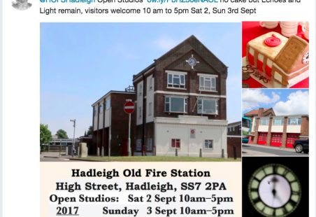 Hadleigh's Open Studios Weekend