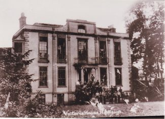 Hadleigh House (renamed Victoria House)