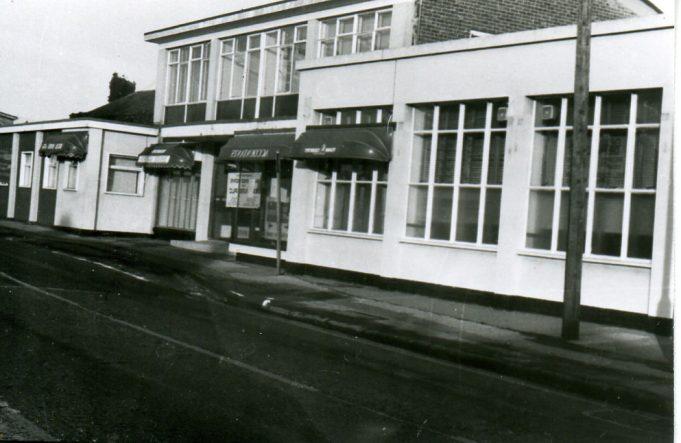 Wiggins Offices, 1960s   Ian Hawks