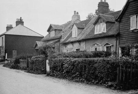 Former Poorhouses on Essex Way, South Benfleet