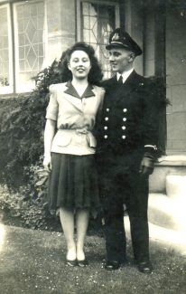 Ian and Erica. January 1939 off to sea: end of childhood | Ian Hawks