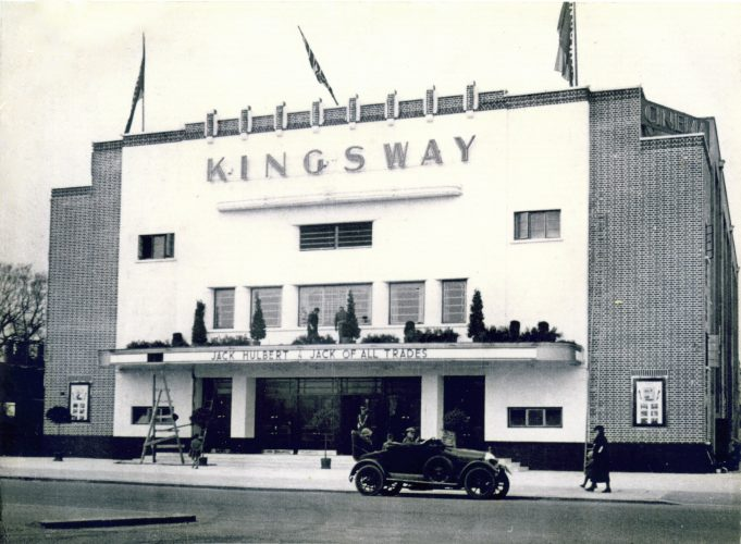 The Kingsway in all its Glory | Alice Chafer