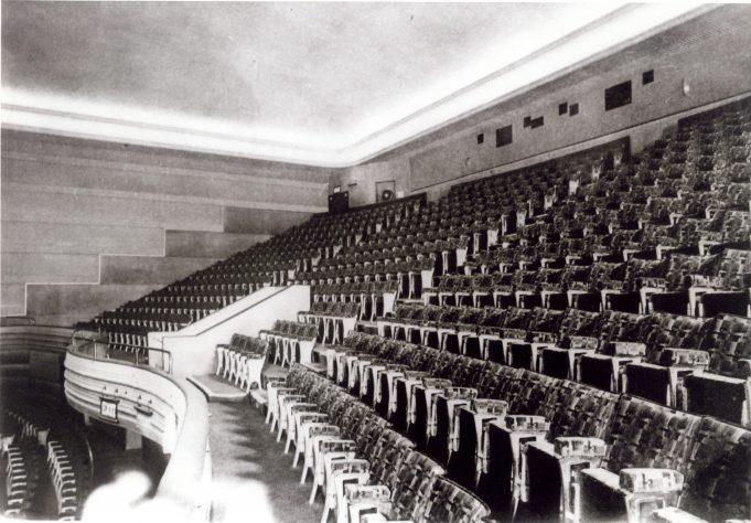 Hadleigh Kingsway Cinema Balcony | Alice Chafer