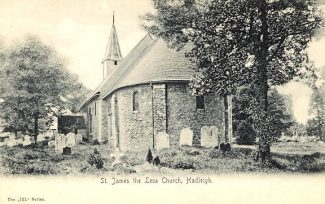 St. James the Less Church | From the author's collection