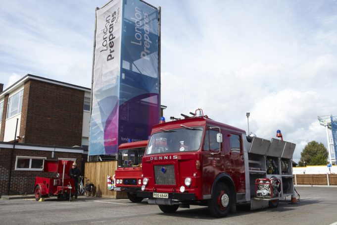Hadleigh Fire Station revisited | Tessa Hallmann