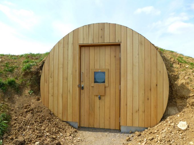Hadleigh Park Camera Obscura (or a home for a Hobbit?) | Malcolm Brown