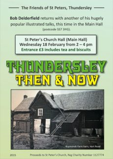 Thundersley;  Then and Now