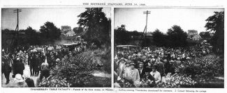 From the Southend Standard, 14 June 1928 | Photographer unknown, retouched D. Hurrell 2013