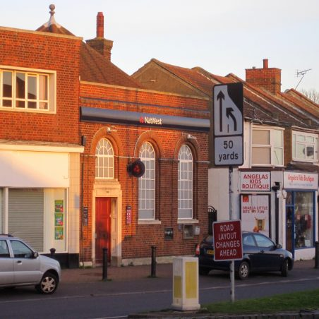 The sun goes down on the NatWest's 92 year relationship with Hadleigh | Lynda Manning