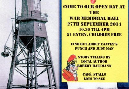 Canvey Community Archive Open Day