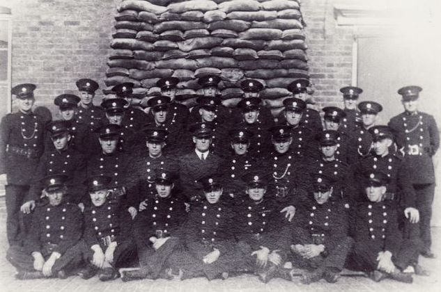 Preparing for war | Essex Fire Museum, Grays
