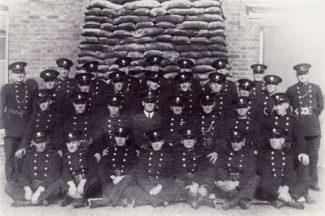 Preparing for war | Essex Fire Museum