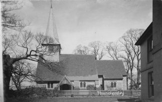 Old St. Peter's Church, Thundersley