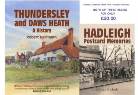 Thundersley and Daws Heath & Hadleigh Postcard Memories