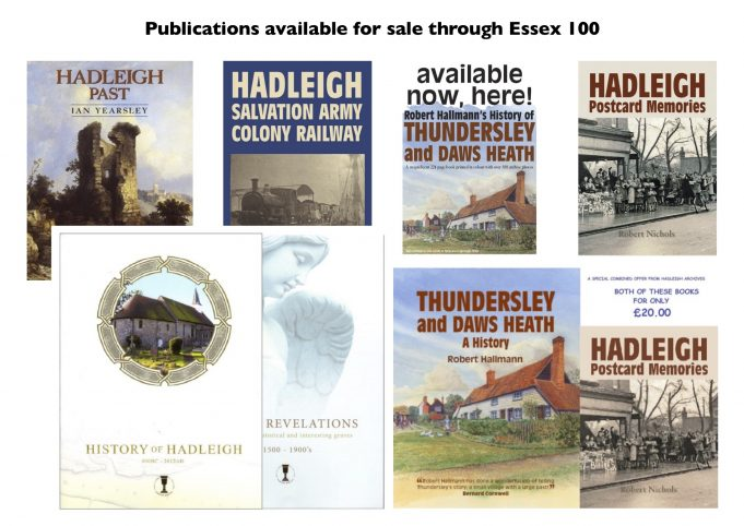Essex 100 Book facilities