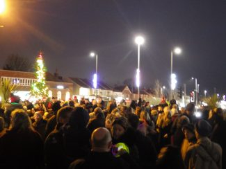 2017 Hadleigh Christmas Lights