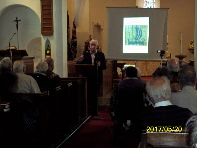 Hadleigh Heritage - Battles, A Talk by Andrew Summers